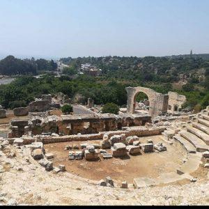 Elaiussa Sebaste Antik Kenti