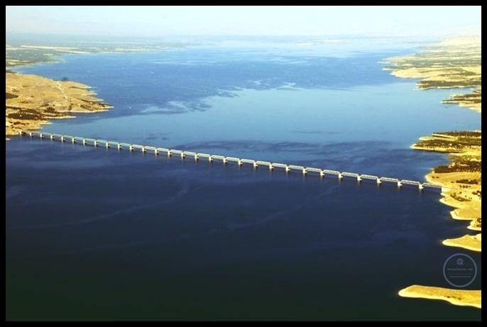 Karakaya Baraj Gölü malatya