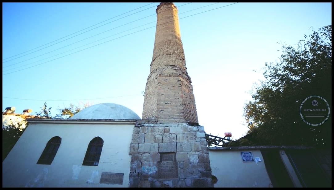 Melik Sunullah Camii malatya
